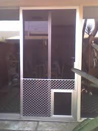 dog proof sliding screen door saudireiki