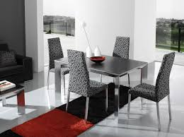 modern furniture dining room. Modern Dining Sets With Cool Grey Chairs And Table Black Carpet Installed Furniture Room T