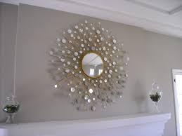 decorative sunburst mirror for room interior design ideas modern starburst mirrors for wall design