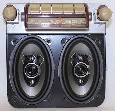 chevy parts radio am fm stereo 47 53 chevrolet trucks 748 00