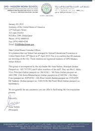 Reference Letter For Us Visa Helloguanster Com
