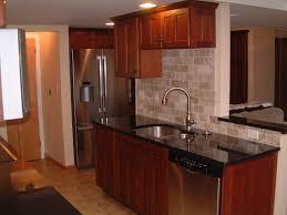 No Backsplash In Kitchen Backsplashes Kitchen Backsplash Tile Borders Cabinet Granite