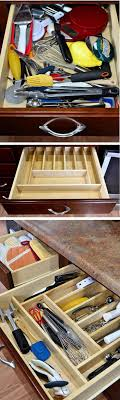 Kitchen Drawer Organizing 17 Best Ideas About Kitchen Drawer Organization On Pinterest