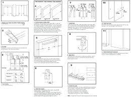 how to hang closet doors how to install a doorbell installing bypass closet doors track set