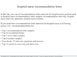 Letter Of Rec Template Cool Letter Of Recommendation Template Personal Reference For Nursing
