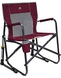 Folding patio chairs Metal Gci Outdoor Freestyle Rocker Portable Folding Rocking Chair Amazoncom Patio Chairs Amazoncom
