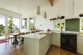 Kitchen With No Upper Cabinets Windows Instead Of Cabinets Innotech Windows Doors