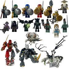 Lego Ninjago Totenkopfmagier Vulkan Figuren 71717 71718 71721 AUSWAHL aus  dem eBay.de Preisvergleich bei E-Pard