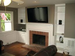 large tv over fireplace woodbridge ct mount tv above fireplace richey 50 furniture design superb large