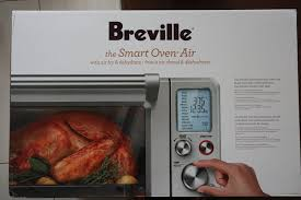 review of the breville smart oven air