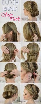 Headband Hair Style best 20 headband hair tuck ideas headband updo 5337 by wearticles.com