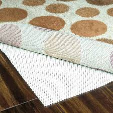 thick rug pads charming pad area rugs extra