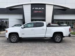 new 2019 gmc canyon 4wd all terrain w leather