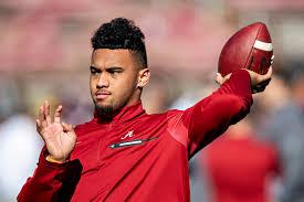 NFL draft: Tua Tagovailoa goes to Dolphins