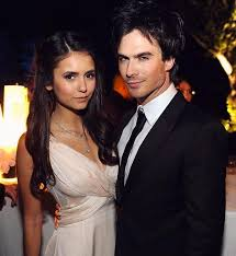 are elena and damon dating in real life 2013