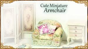 making doll furniture. Today We\u0027re Making This Cute, Miniature Armchair :D Is An Easy Method Of Doll Furniture Using Cardboard And Other Stuff You May Have In .