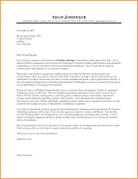 Ideas Collection Cover Letter Example For Supervisor Position