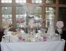 candy tables for weddings