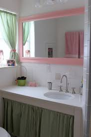 cheap bathroom makeover. Measure Your Budget For Cheap Bathroom Makeover Ideas : Cute With Pink