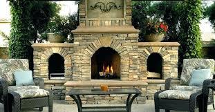 precast outdoor fireplace s firth link log stone firep