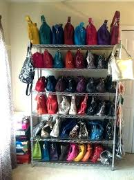 organizing purses in closet organizing habags in closet s er florid purse closet organization ideas organizing