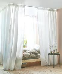 Black Canopy Bed Curtains Large Size Of Size Canopy Bed With ...