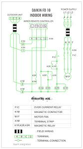 ac unit wiring diagram wirdig indoor wiring split duct 10 hp refrigeration amp air conditioning