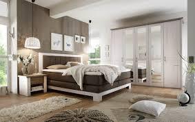 Nevada Luca Schlafzimmer Komplettset Bett Kleiderschrank Set Pinie