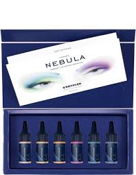 kryolan nebula series airbrush make up set chromatic