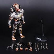 HC TOY <b>HAOCAITOY 1/6</b> The Predator Action Figure Collectible ...