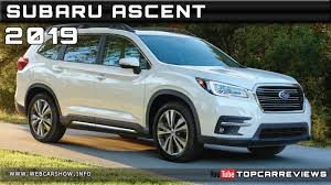 2019 subaru ascent specs 2019 subaru ascent release date motavera