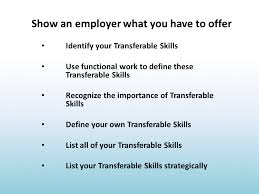 Define Transferable Skills Transferable Skills What Employers Are Looking For Pinterest
