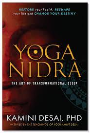 yoga nidra the art of transformational sleep