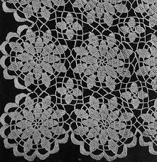 Tablecloth Pattern Fascinating Queen Anne's Lace Tablecloth Pattern 48 Free Crochet Patterns