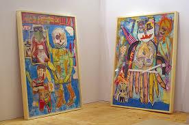 Contemporary Artists 2014