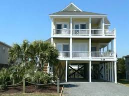 coastal home plans on pilings coastal beach house plans on pilings elegant greatest coastal home plans