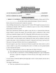Verifying Affidavit Charles Awiti - Republic Of Kenya Oaths And ...