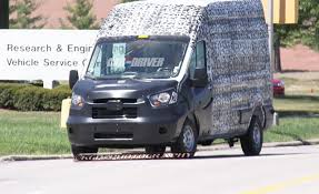 Ford Transit Reviews - Ford Transit Price, Photos, and Specs - Car ...