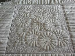 How To Stipple Quilt - Best Accessories Home 2017 & Kelly Cline Quilting. Stipple Adamdwight.com