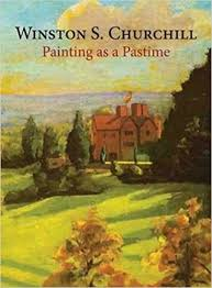 com painting as a pastime sir winston s  com painting as a pastime 8601421598958 sir winston s churchill books