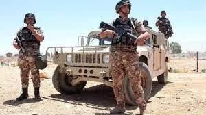 قوات حرس الحدود الأردنية تقتل 5 أشخاص حاولوا اجتياز الحدود قادمين من سوريا