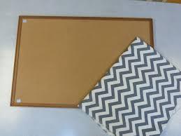 office pinboard. diy pinboard office