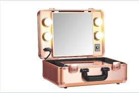 small rose gold vanity trolley opv this is 200 bucks and i don t really need it but how awesome is this i kind of want