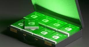 the xbox gift card fraud inside a 10