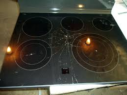 ed glass cooktop repair glass of profile stove top broken glass stove top replacement cost glass ed glass cooktop