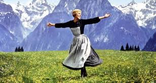 the sound of music 1965.  The Sound Of Music 1965Julie Andrews With The Of 1965
