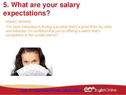 Pay Expectations Cover Letter