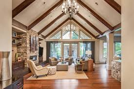 Here are four types of ceiling styles for your custom built home to get you  started: