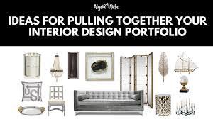 How To Make Portfolio For Interior Designer How To Make An Interior Design Portfolio