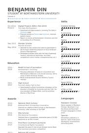 Best Ideas of Copy Editor Resume Sample With Format Sample